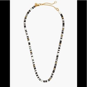 New Madewell Market Beaded Necklace